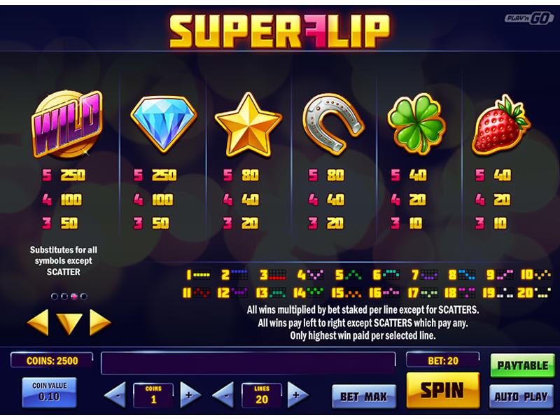 Super Flip online gratis