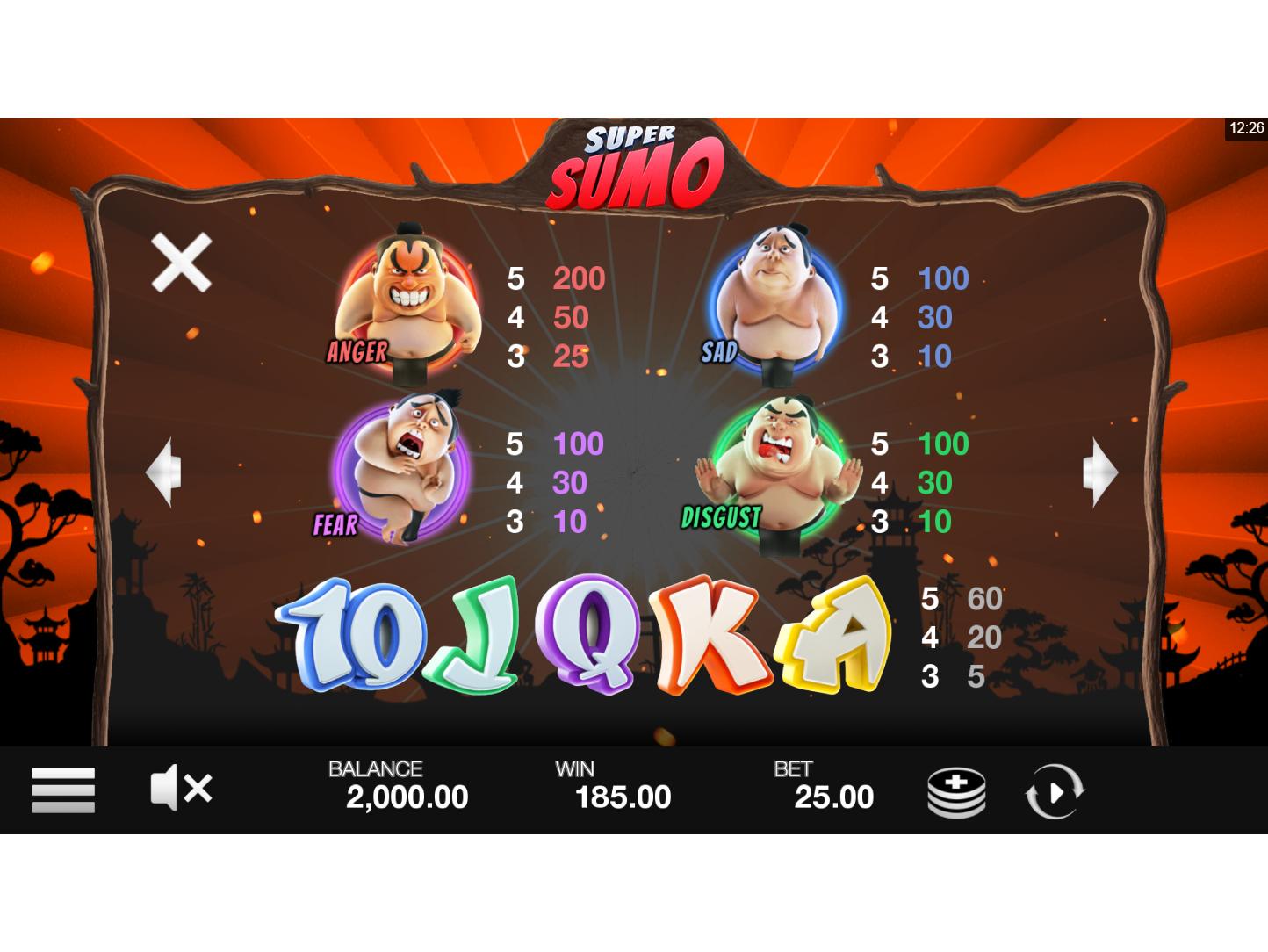 Super Sumo online gratis