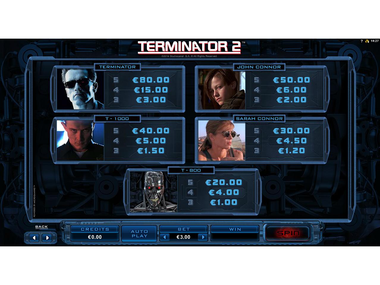 Terminator 2 online kostenlos