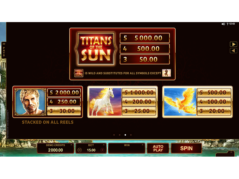 Titans of the Sun: Hyperion online free