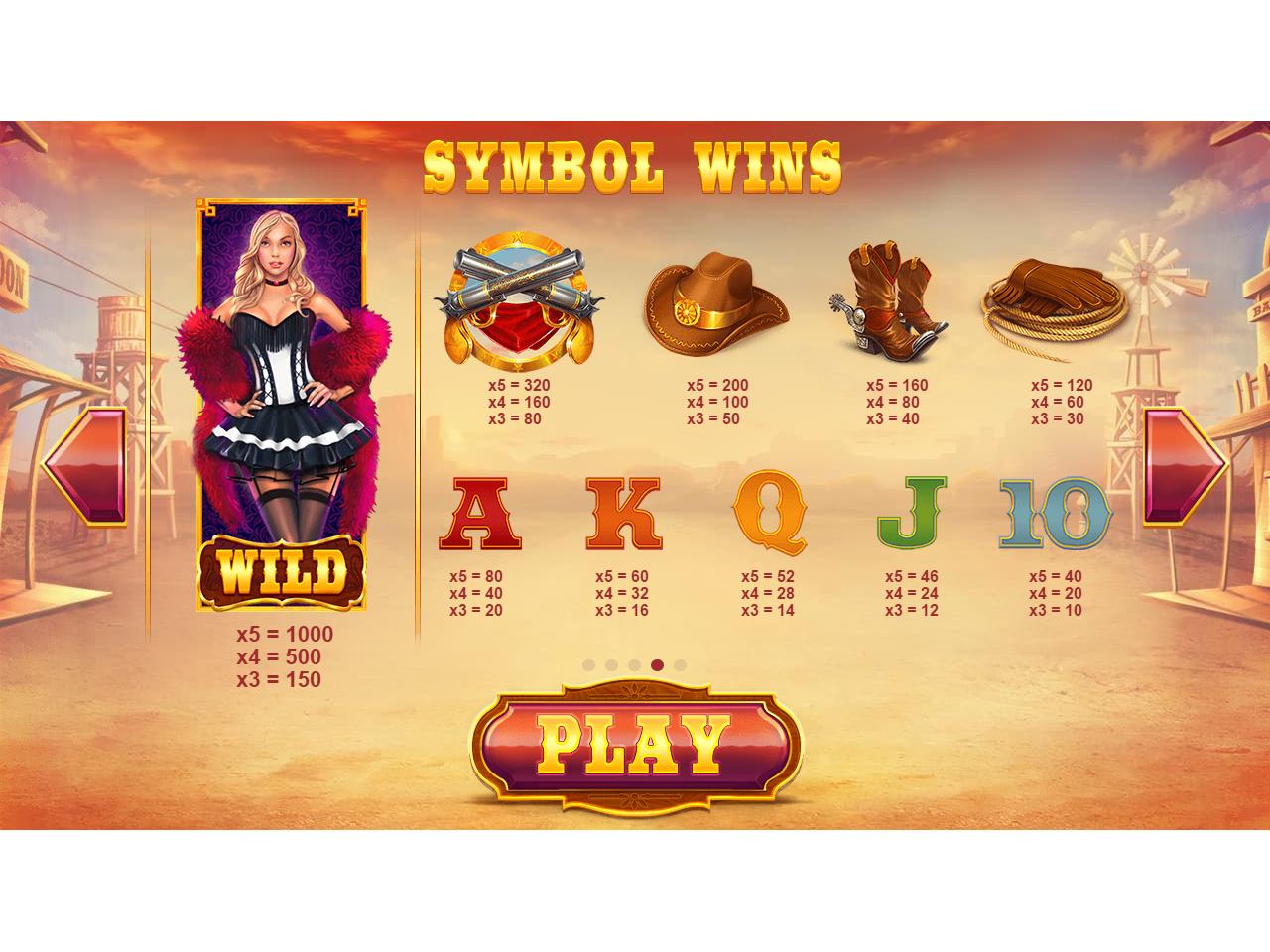 Wild Wild Chest online gratis
