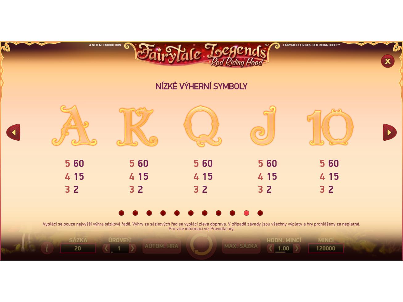 Fairytale Legends: Red Riding Hood skutečné peníze#