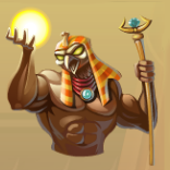play Egyptian Heroes for real money
