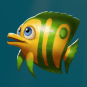 play Golden Fish Tank for real money