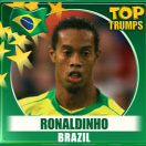 play Top Trumps: World Football Stars for real money