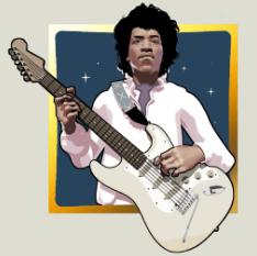 Spiele Jimi Hendrix kostenlos