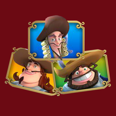 play The Three Musketeers and The Queen's Diamonds for free
