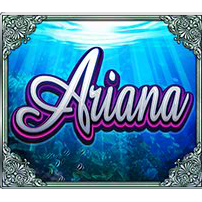 win real cash on Ariana