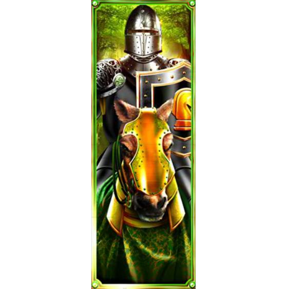 Gewinne Echtgeld am Black Knight II Automaten