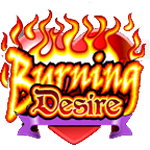 win real cash on Burning Desire