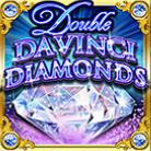 vind rigtige penge på Double Da Vinci Diamonds