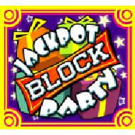 Spiele jetzt am Jackpot Block Party Automaten