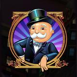 Gewinne Echtgeld am Monopoly Once Around Deluxe Automaten