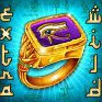 win real cash on Pharaoh's Ring