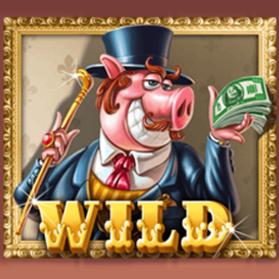 Gewinne Echtgeld am Piggy Riches Automaten