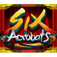 vind rigtige penge på Six Acrobats