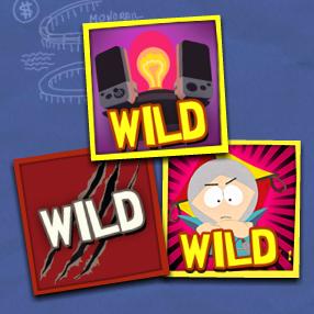 Jetzt South Park: Reel Chaos Echtgeld Online