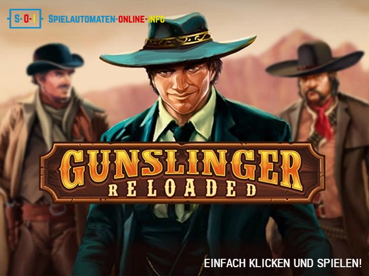 Gunslinger Reloaded kostenlos online spielen