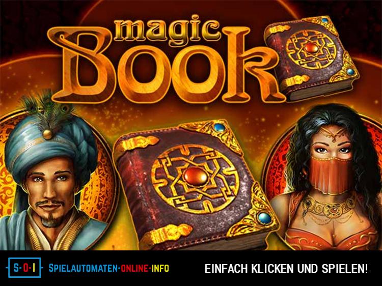 Magic Book kostenlos