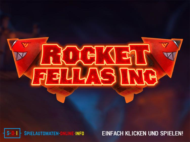Rocket Fellas Inc kostenlos