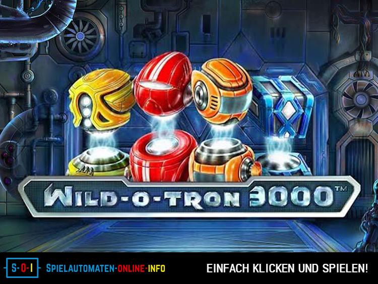 Wild-O-Tron 3000 kostenlos