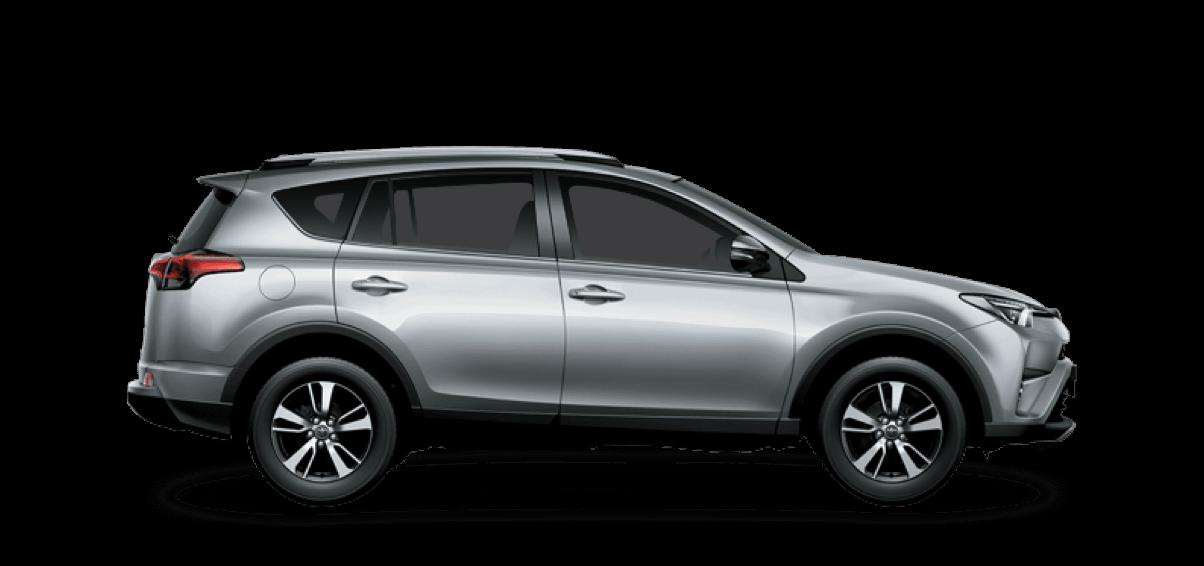 Toyota Rav 4 Automatic 2x4