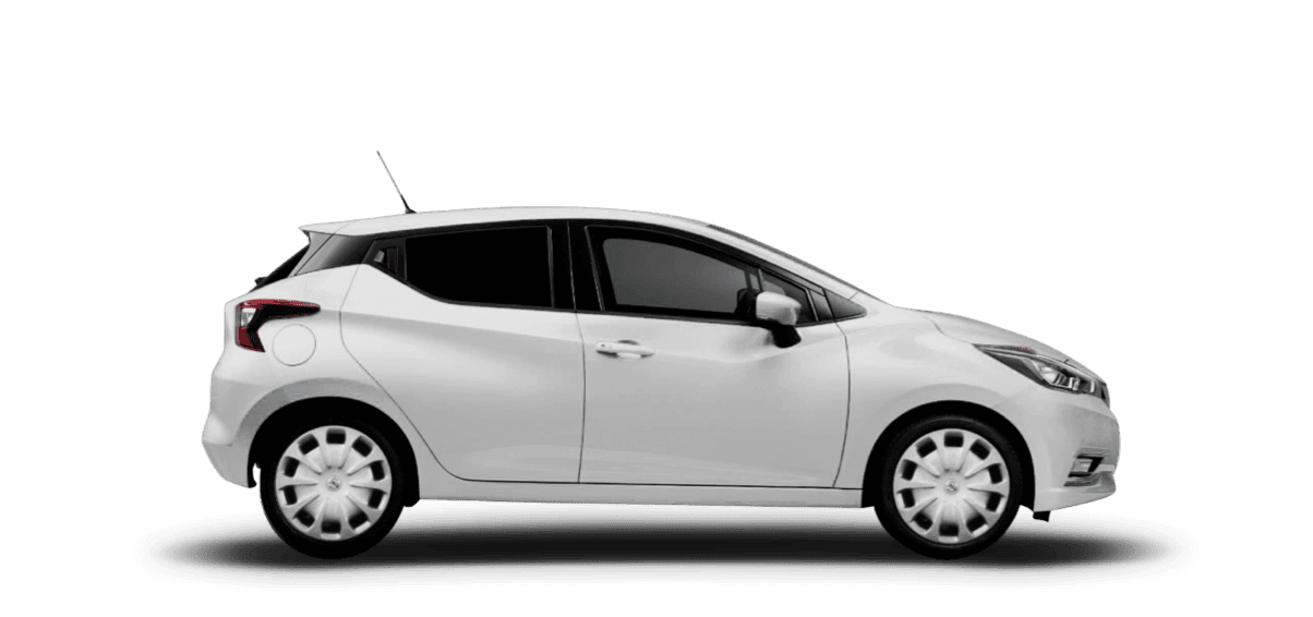 Nissan Micra (New) or Similar