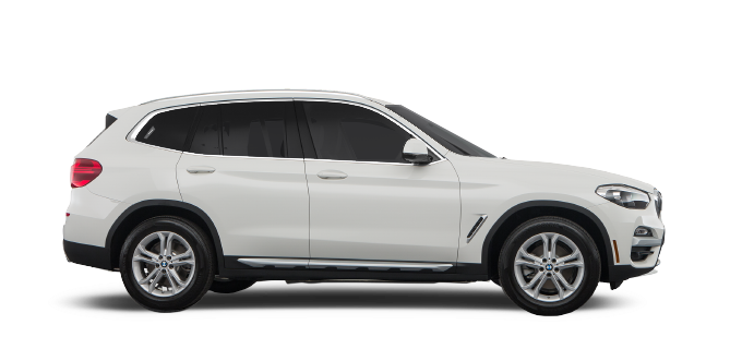 BMW X3 or similar