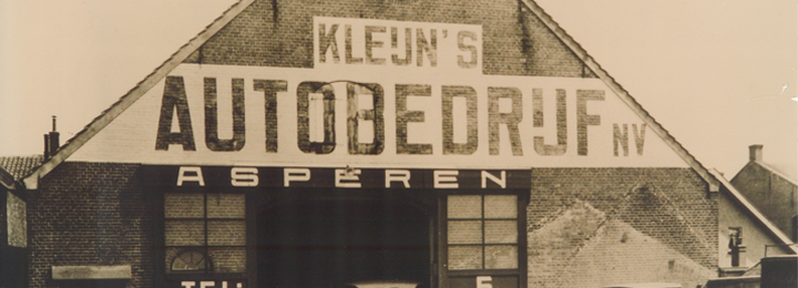kleyn building from 1919