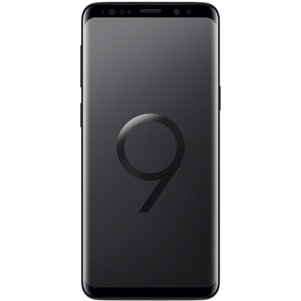 Samsung Galaxy S9 64GB Android Smartphone Midnight Black