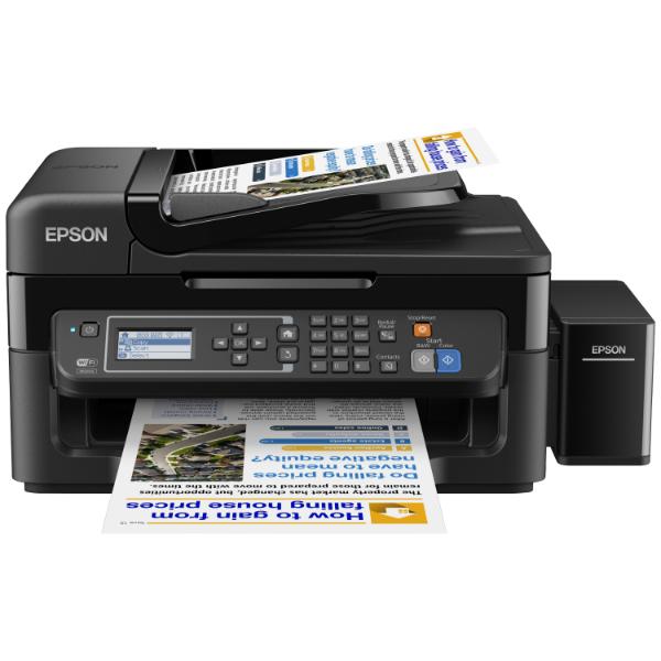 Epson EcoTank L565 Ink Tank Multifunction Printer