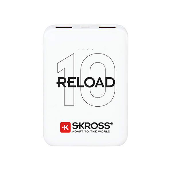 finest selection 89d52 4734f Skross Reload 10 Fast Charging 10000mAh Power Bank
