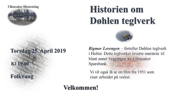 03. 25. April 2019 Historien om Døhlen Teglverk.jpg 27/3-2019