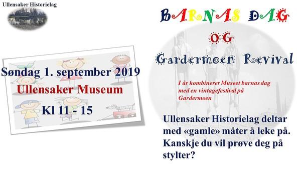 09. 1 september 2019 Barnas Dag.jpg 15/8-2019