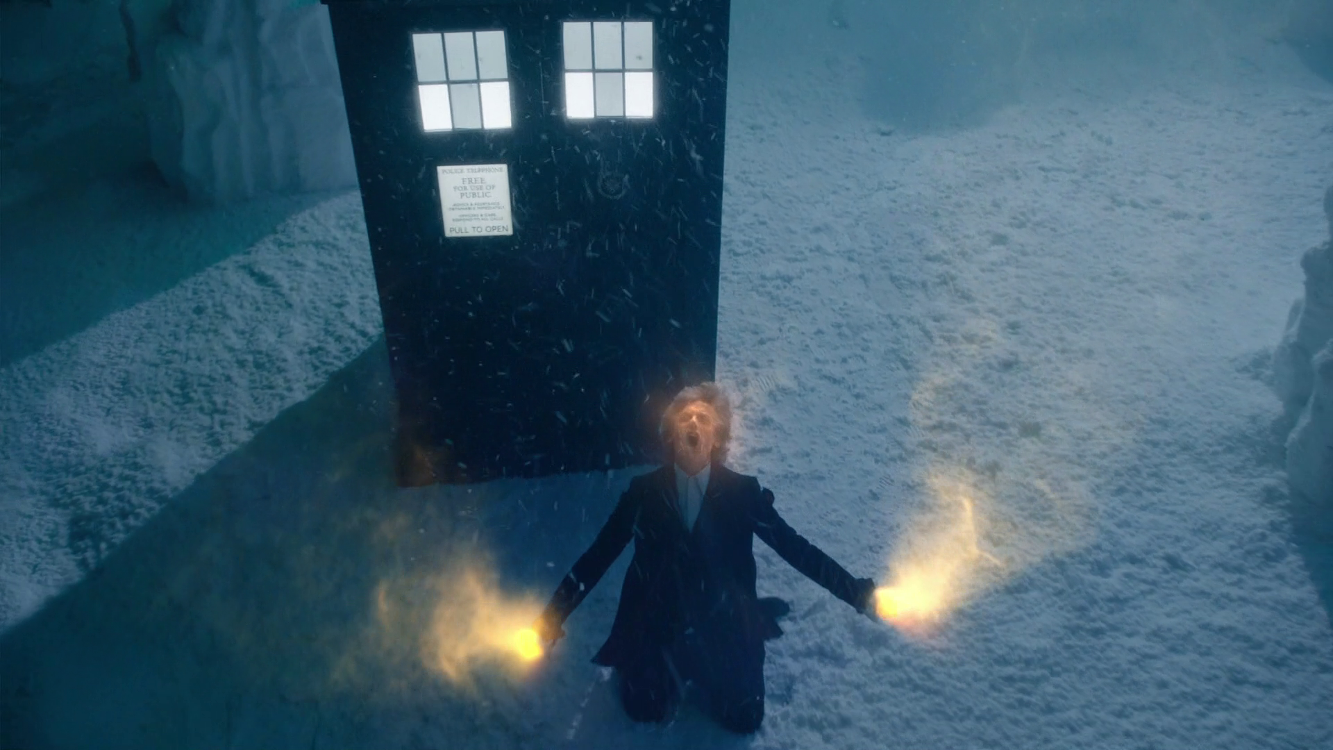Kneel Before Blog - Doctor Who - World Enough and Time