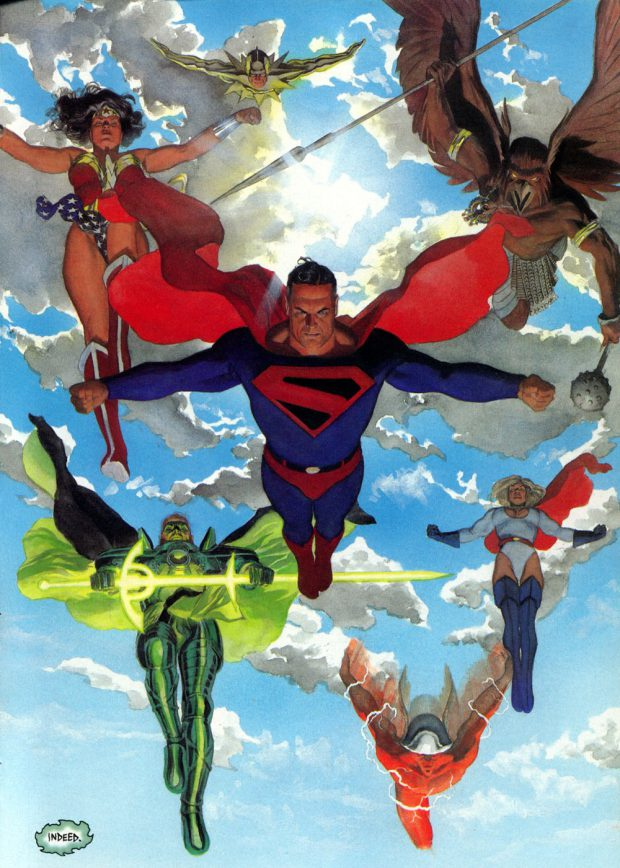 Kingdom Come Justice League