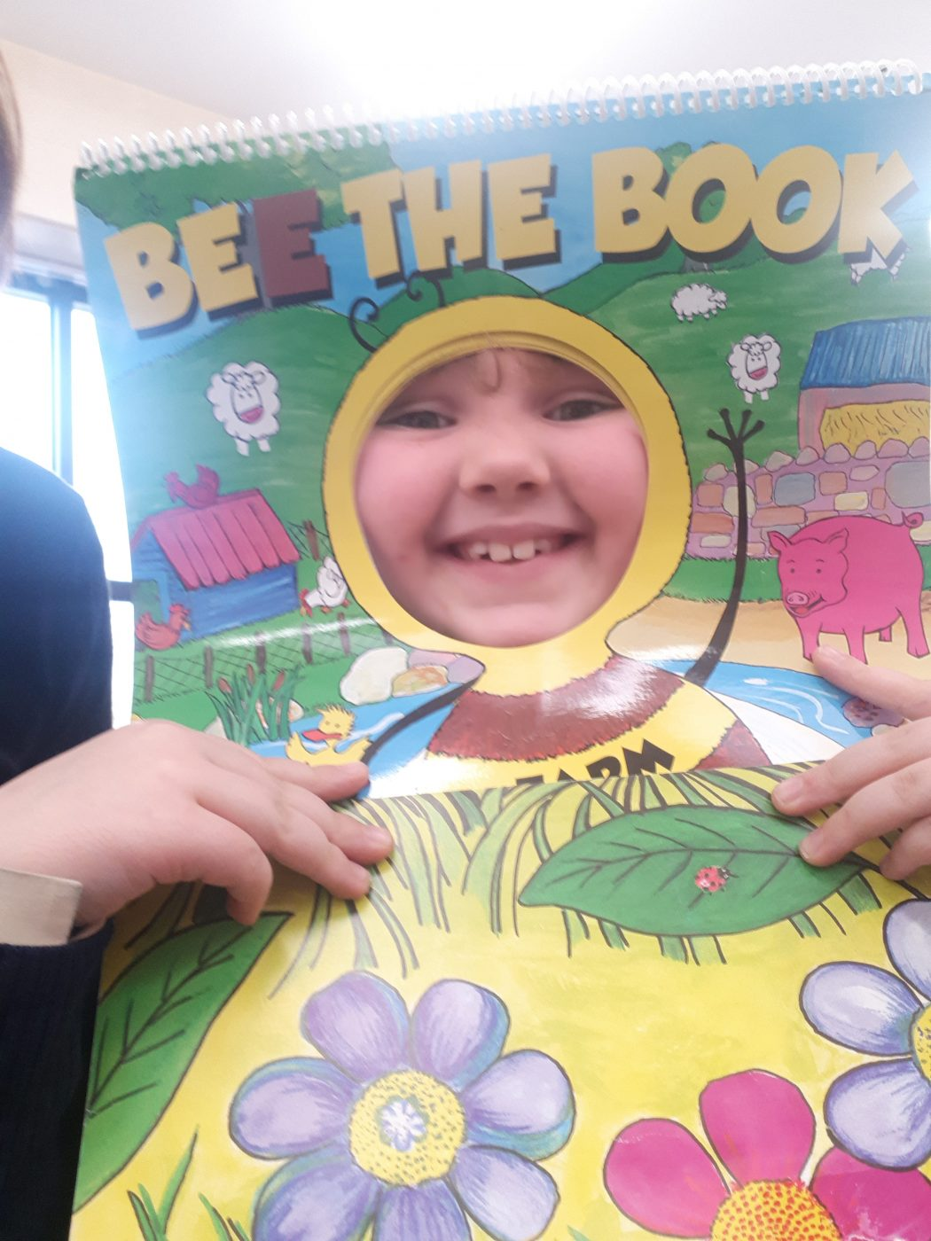 Bee The Book