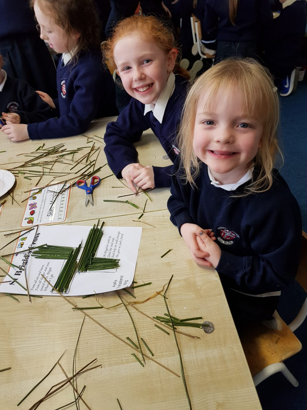 St. Brigid's Buddy Art