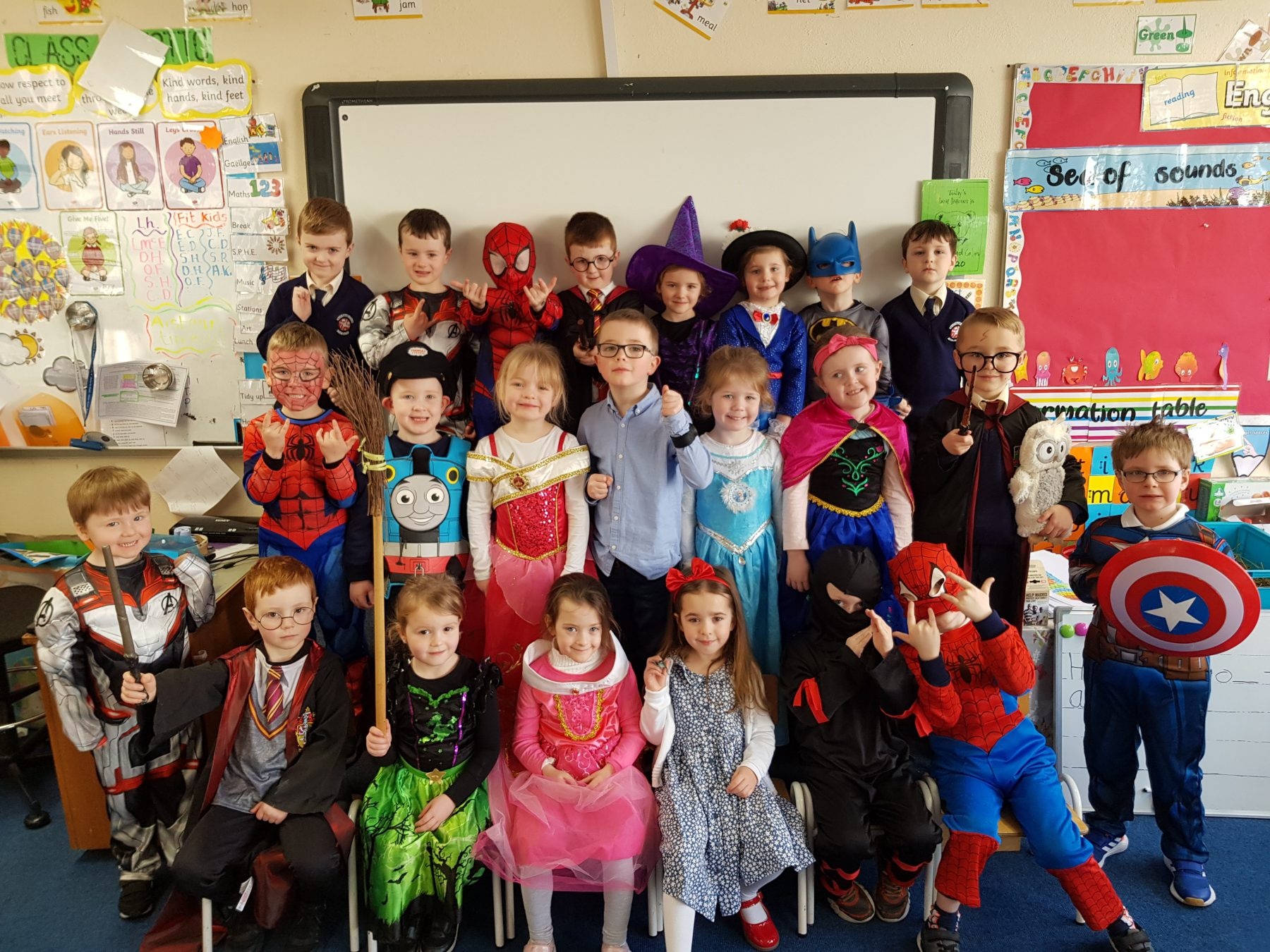 World Book Day fun