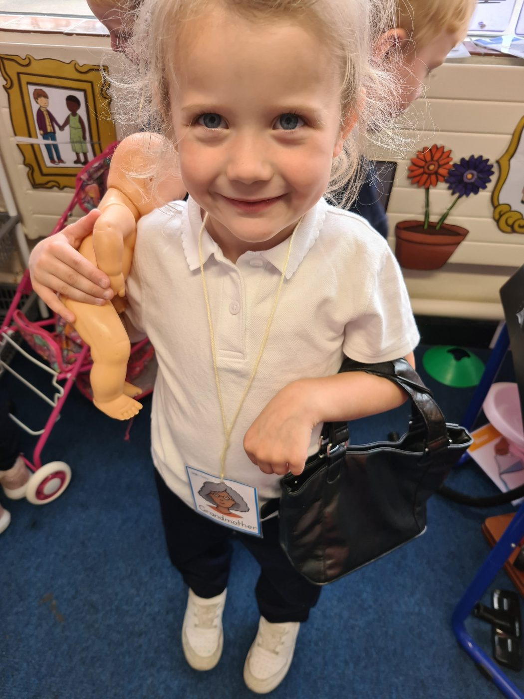 September Aistear in Junior Infants