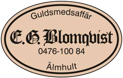 E.G. Blomqvists guldsmedsaffär AB