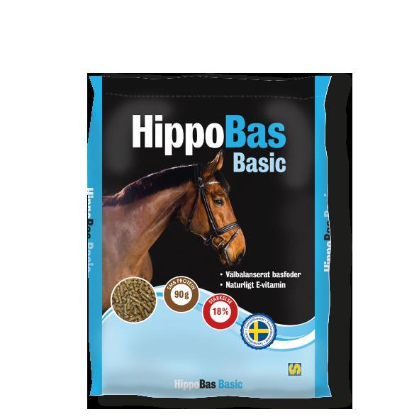 Svenska Foder - Hippo Bas Basic