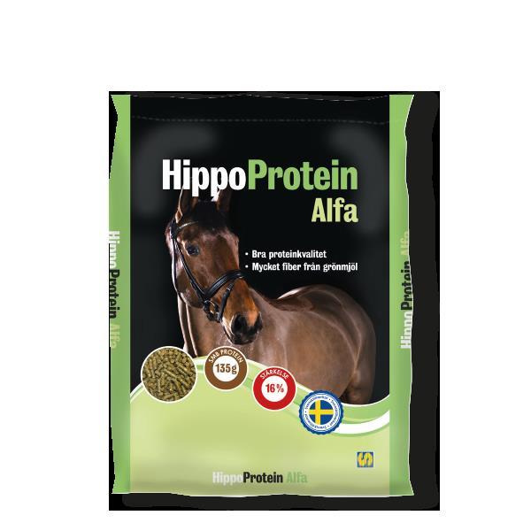 Svenska Foder - Hippo Protein Alfa