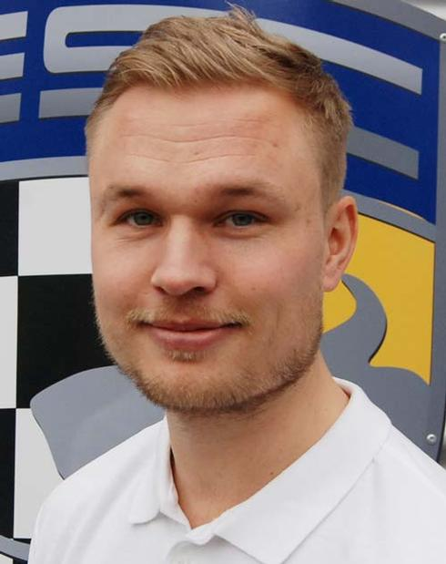 Johannes Wallin European Sportscars Älmhult