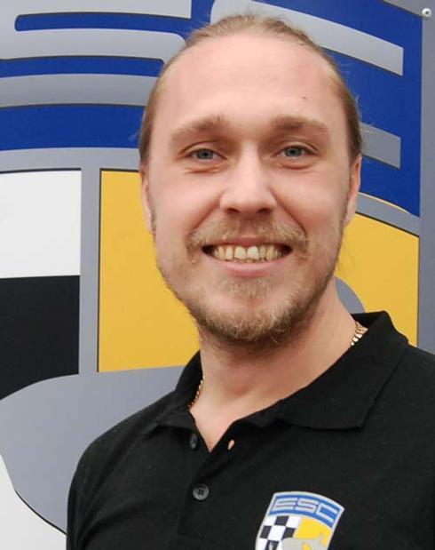 Ville Johansson European Sportscars Älmhult