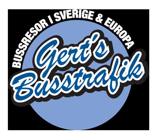 Gerts Busstrafik logotype