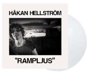 HELLSTRÖM, HÅKAN - RAMPLJUS VOL. 1 White Vinyl and bonus Poster, Only 275 copies made (LP)