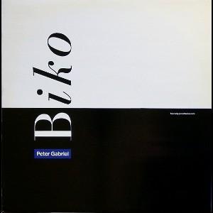 "GABRIEL, PETER - BIKO UK 1987 12"" maxi (12"")"