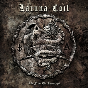 LACUNA COIL - LIVE FROM THE APOCALYPSE 2LP+DVD (2LP)