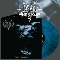 DARK FUNERAL - VOBISCUM SATANAS Blue Marbled reissue (LP)